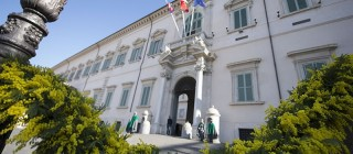 Palazzo del Quirinale | Gli addobbi floreali allestiti al Quirinale in occasione della Festa Internazionale della Donna